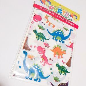 (FREE) Dinosaur Loot Bags